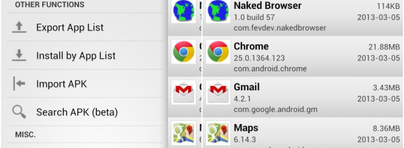 AppWererabbit The Android Toolbox