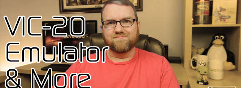 VIC-20 Emulator for Android, Android ADB and Scripting Tutorials, and an Announcement – XDA Developer TV