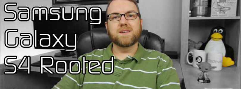 Samsung Galaxy S4 Rooted and XDA April Fools Day Pranks – XDA Developer TV