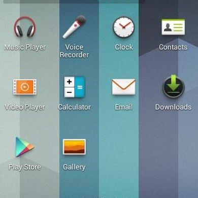 Easily Change App Icons and Names with TouchWiz