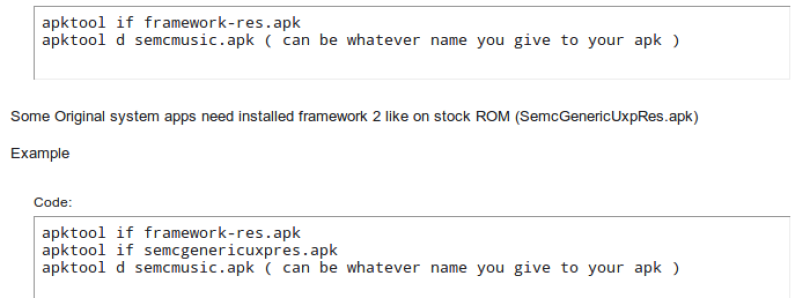 Decompile, Recompile, and Sign APKs by Example