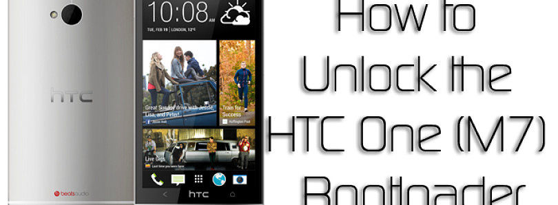How to Unlock the HTC One Bootloader – XDA Developer TV