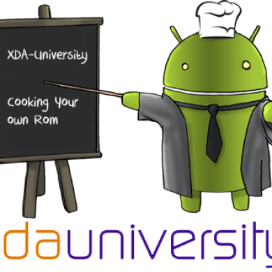 XDA University: Building Your Own Android Rom