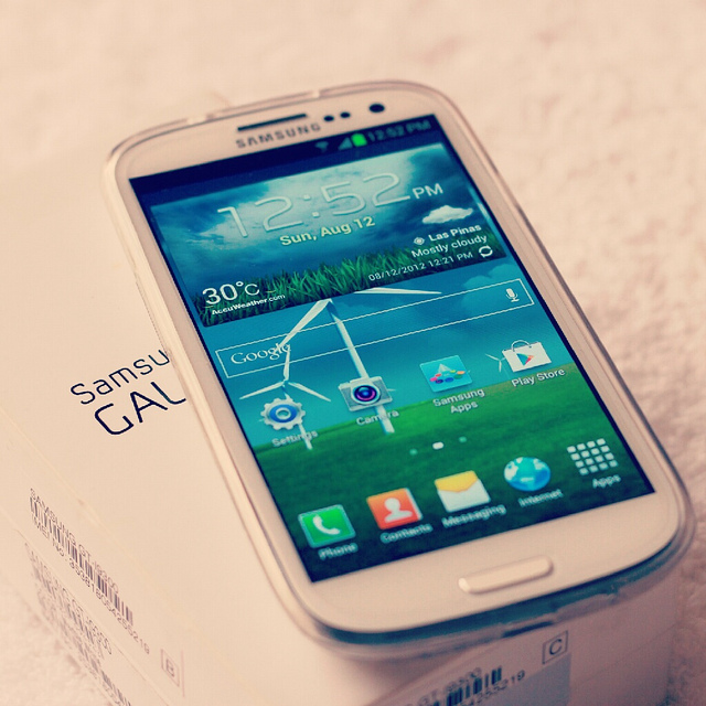 How to Unlock Your Samsung Galaxy S3 with NFC