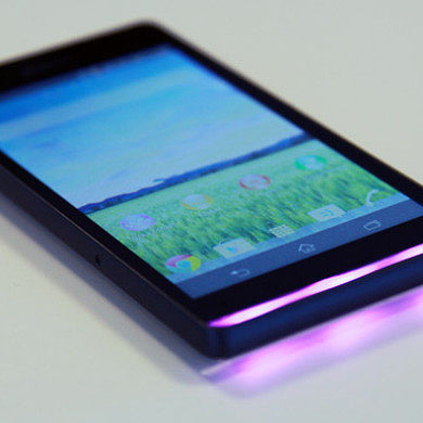 APIs Released for the Illumination Bar on Xperia Devices