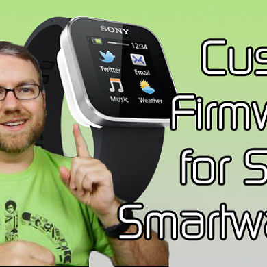 Sony Opens Smartwatch to Custom Firmware, Paranoid Android Open Sources HALO – XDA Developer TV