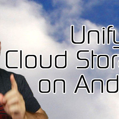 Unifying Cloud Storage on Android, Xperia Tablet Z Winners Announced! – XDA Developer TV