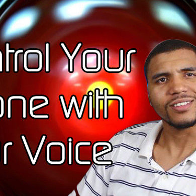 Voice Control Your Phone with Tasker and AutoVoice – XDA Developer TV