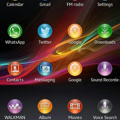 Beginner's Guide to Changing App Icons on Xperia Devices