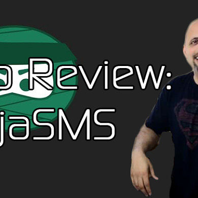 Android App Review: Floating Messages with NinjaSMS – XDA Developer TV