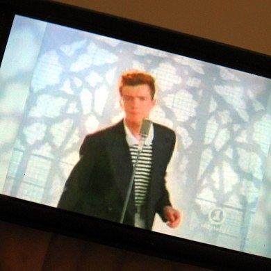 Sound-Triggered Malware Could Rickroll Rooms Full of Infected Androids