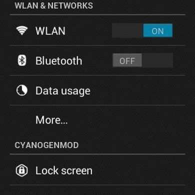 How to Edit the Settings Menu on Your Android Device