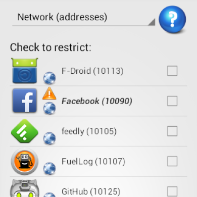 Manage Individual App Permissions with XPrivacy