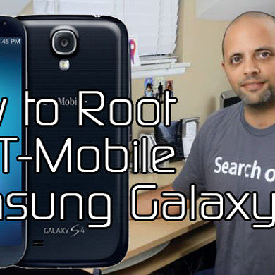 How to Root the T-Mobile Samsung Galaxy S 4 – XDA Developer TV