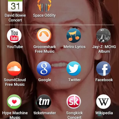 Everything.me Launcher is 'Everything You'