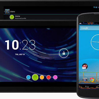 Android 4.3 Announced and Rolling Out to Nexus Devices, Images Available