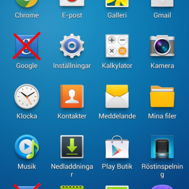Remove all the Bloatware from Your Samsung Galaxy S 4