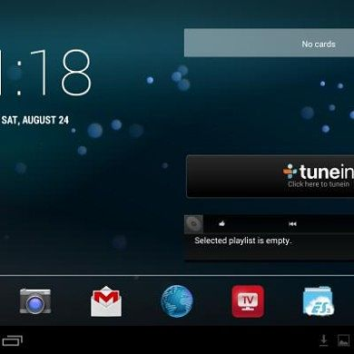 Tablet UI Mod for the 2013 Nexus 7 on Stock, Rooted JSS15Q