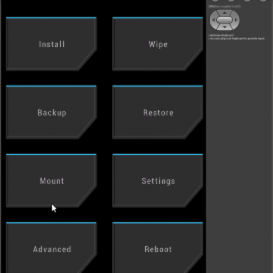 Compile TWRP for Your Device