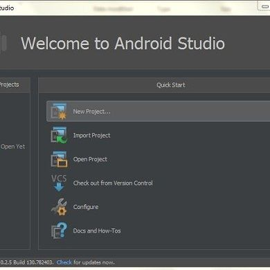 Migrate from Eclipse to Android Studio