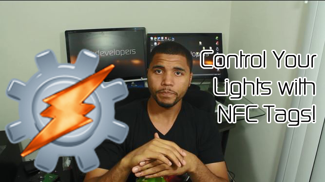 Control Your Lights with NFC Tags or Your Voice - XDA
