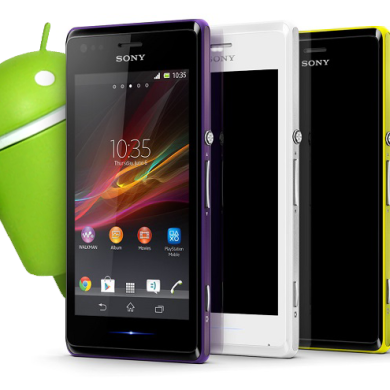 Sony Releases Open Source Files for the Xperia Z Ultra and M