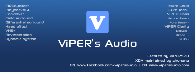 Tweak Your Mobile Audio with ViPER4Android Audio Effects