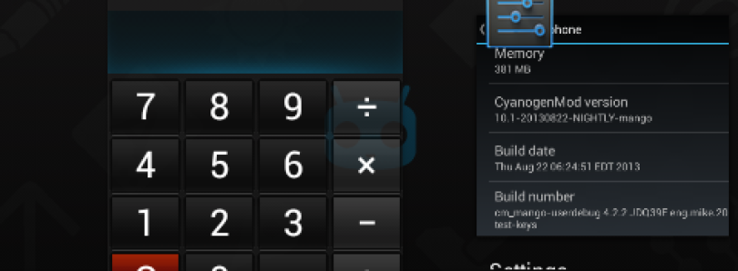 How to Port Sony Small Apps and Task Switcher to CM10.1