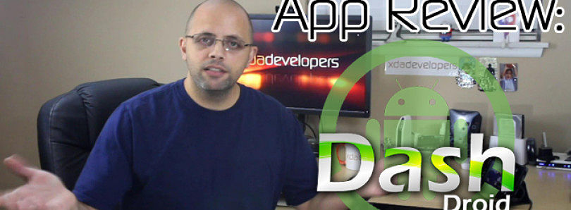 Android App Review: Don't Just Share, Dash Your Files Over with DashDroid – XDA Developer TV