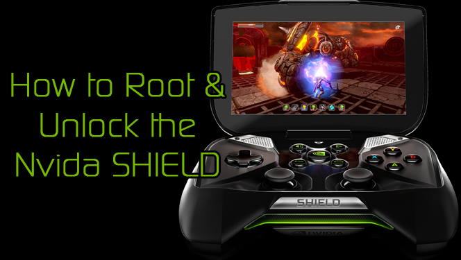 How to Root the Nvidia Shield