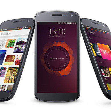 Ubuntu Officially Available for the Nexus 4 and Galaxy Nexus