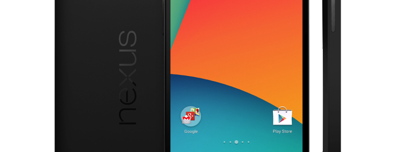 Google Nexus 5 Mistakenly Appears on the Play Store!