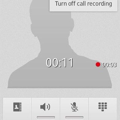 Call Recording on the Xperia V and Potentially Others