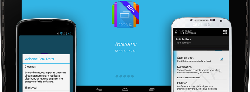 Supercharge Android App Switching with Switchr