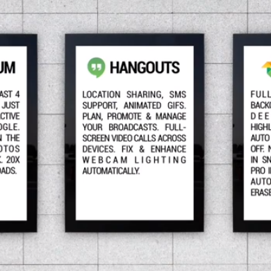 A Morning with Google+ Event Highlights: SMS and Location Sharing in Hangouts, New Features for G+ Photos