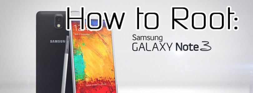 How to Root the Samsung Galaxy Note 3 – XDA Developer TV