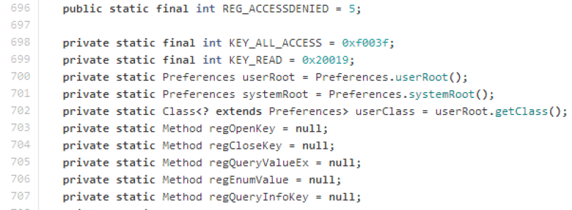 ReglOLib Helps Your Java App Communicate with the Windows Registry