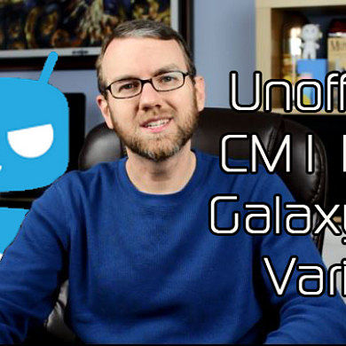 Unofficial CyanogenMod 11 for Galaxy S3, Sony Announces Android 4.3 / 4.4 Xperia Schedule – XDA Developer TV