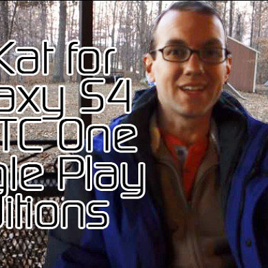 HTC One & Galaxy S4 GPe Get Android 4.4 KitKat, Android Getting RAW Imaging?! – XDA Developer TV