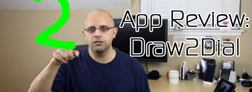 Android App Review: 1-2-3 Draw Your Number with Draw2Dial – XDA Developer TV