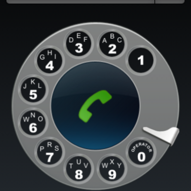 Add a Dash of Retro with Old School Rotary Dialer