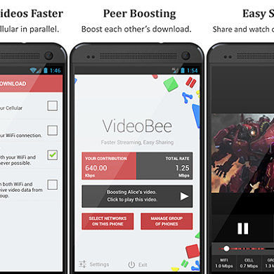 Get Your Videos Faster with VideoBee for Android