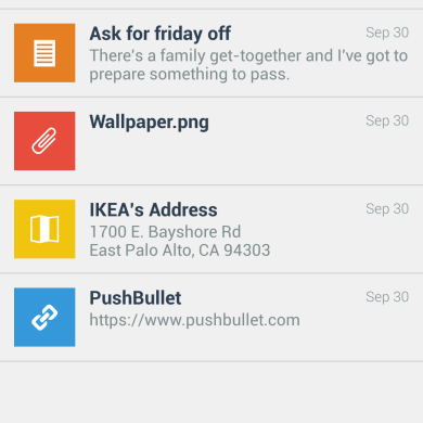 Communicate with Your Android Device without Cables with PushBullet