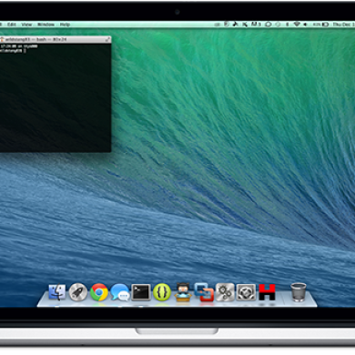 Setting Up an Android Build Environment in OS X Mavericks