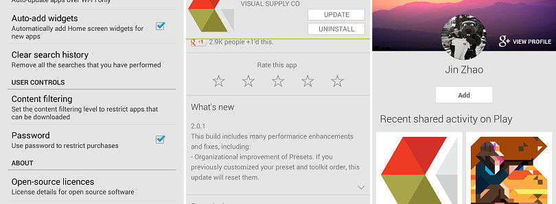 Play Store 4 5 10 Update Brings In-App Purchase Notices
