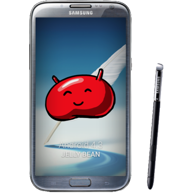 Verizon Wireless Samsung Galaxy Note ll Gets Android 4.3