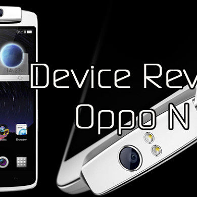 Device Review: Oppo N1
