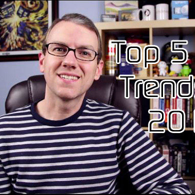 Top 5 Technology Trends of 2013 – XDA Developer TV
