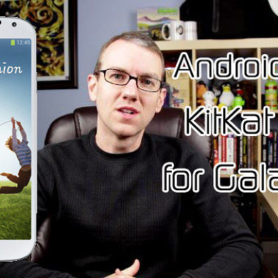 Android 4.4.2 KitKat Leak for Galaxy S4 GT-I9505, Open Source Android Device Manager – XDA Developer TV