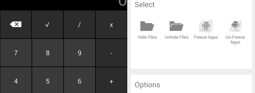 Smart Hide Calculator is a Calculator That Stealthily Hides Your Files